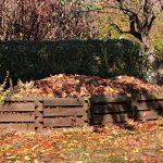 Profiter de l'automne pour composter