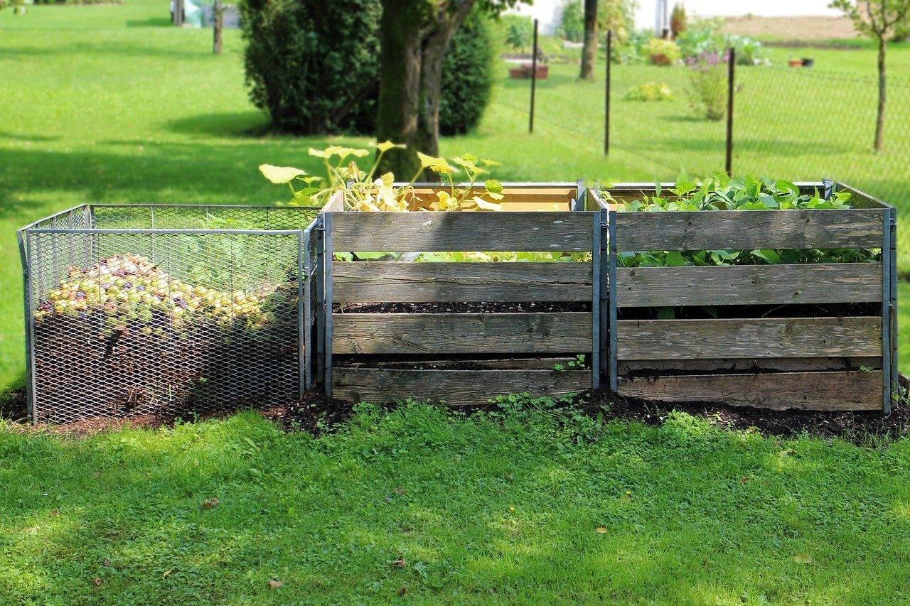 utilisation du compost terminé